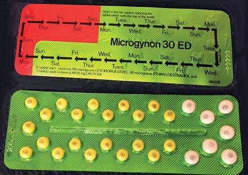 Contraception in adolescents: the pill