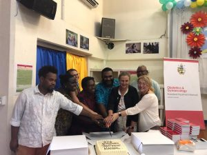A new standard: developing O&G care in the Solomon Islands