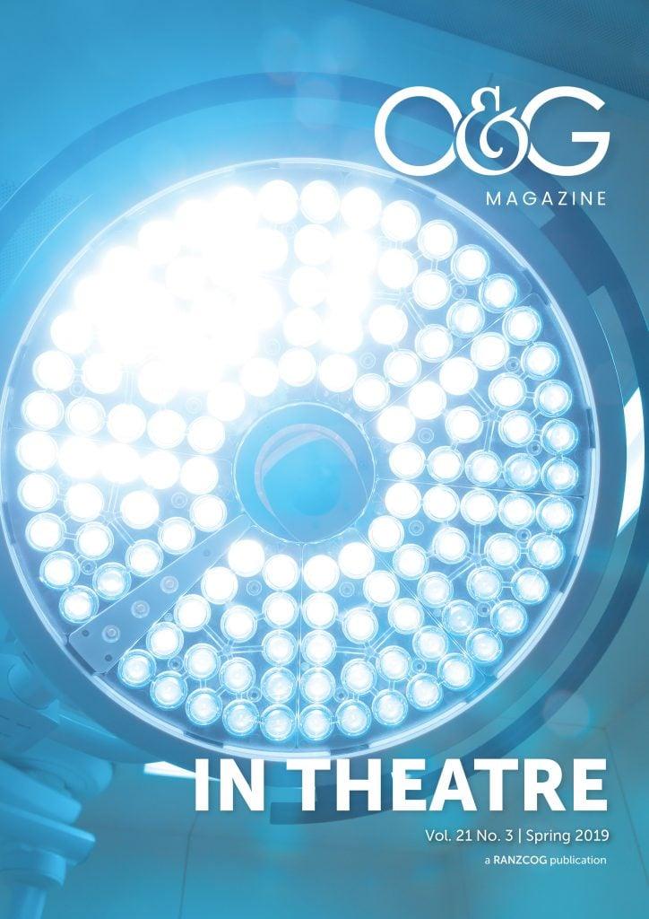 O&G MAGAZINE 2019 Spring Cover Web