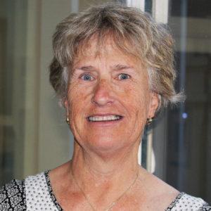 Dr Judith Gardiner.